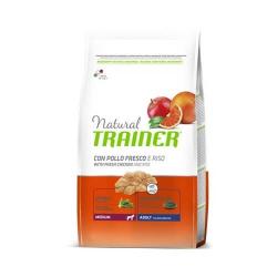 Trainer-Natural Adult Medium Poulet (1)