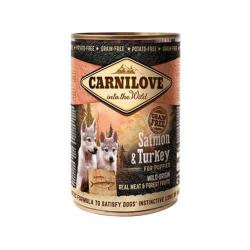 Carnilove-Puppy Saumon et Turquie Boîte (1)