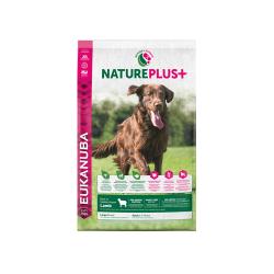 Eukanuba-Nature Plus+ Adult Large Lamb (1)