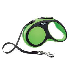 Flexi-Laisse Extensible Flexi Confort Vert pour Chien (1)