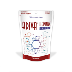 Vetnova-Adiva Hepatic pour Chat (1)