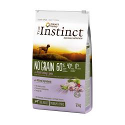 True Instinct-No Grain Medium-Maxi Dinde (1)