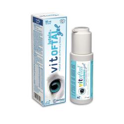 farmadiet-Vitoftal Lutein Gel pour Chien et Chat (1)