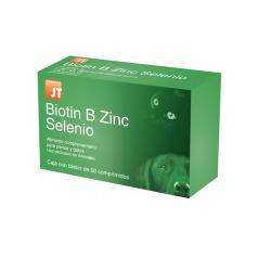 JTPharma-Biotin B Zinc Selenio pour Chien et Chat (1)
