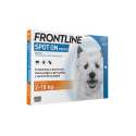 Frontline-2-10 kg Pipettes Antiparasitaires Chien (1)
