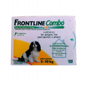Frontline-Combo 2-10 kg Pipettes Antiparasitaires Chien (3)