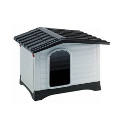 FERPLAST-Maisonette Dogvilla pour Chien (1)