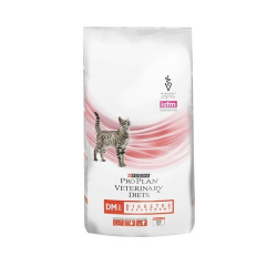 Purina Veterinary Diets-DM Contrôle Diabète pour Chat (1)