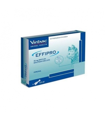 virbac-Effipro Chat Pipettes Antiparasitaires (1)