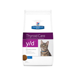 Hills Prescription Diet-PD Feline y/d (1)