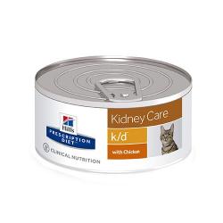 Hills Prescription Diet-Prescription Diet k/d 156gr (1)