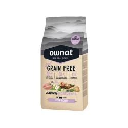 Ownat Just Grain Free-Adult Stérilisé pour chat (1)