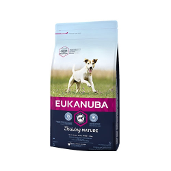 Eukanuba-Senior Races Petites avec Poulet (1)