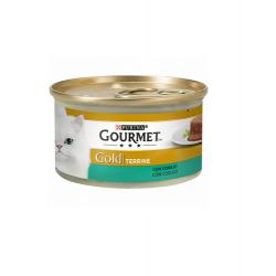Gourmet Gold-Terrine au lapin 85gr. (1)