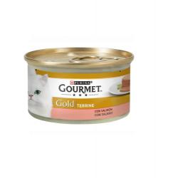 Gourmet Gold-Terrine au Saumon 85gr. (1)