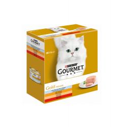 Gourmet Gold-Pack Mousse Assortiment Varié (1)