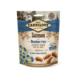 Snack Crunchy Saumon aux Canneberges