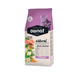 Ownat Classic-Feline Sterilised (1)