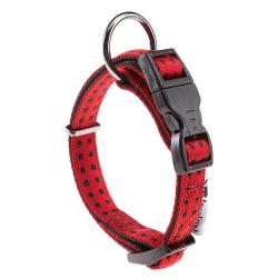 Collar Cricket Red para perros Ferplast