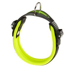 Collar Ergofluo para perros Yellow Ferplast