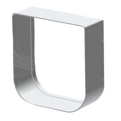 Extension Puerta para perros Swing 1 White Ferplast
