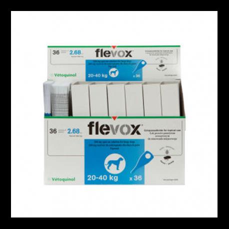 Vetoquinol-Flevox pour Chien 20-40 kg (1)
