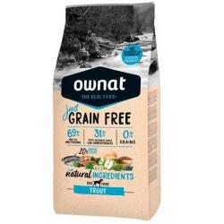 Ownat Just Grain Free TROUT croquettes pour chiens adultes