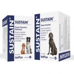 Sustain probiótico para perros