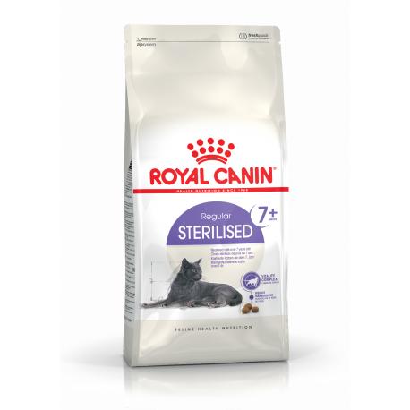 Royal Canin-Croquettes pour Chat Stérilisé +7 Ans (1)