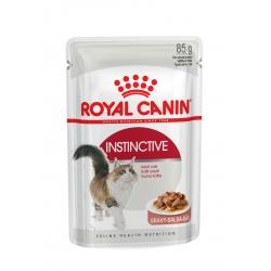 Royal Canin-Instinctif en sauce sac 85 gr. (1)