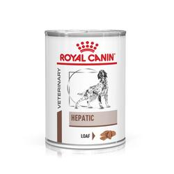 Royal Canin Veterinary Diets-Hépatique en boîte 420 gr. (1)