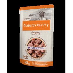 Nature's Variety Original paté Mini Pavo Alimento húmedo perros