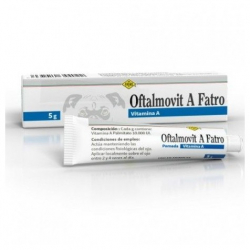 Oftalmovit A Onguent ophtalmique