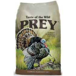 Taste of the Wild Prey dinde pour chien