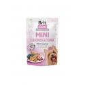 Brit care mini filetes pollo y atun en salsa latas para gato
