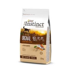 True Instinct-Original Saumon Feline Sterilised (1)