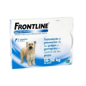 Frontline-10-20 kg Pipettes Antiparasitaires Chien (3)